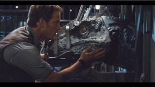 Jurassic World - A Look Inside Video Thumbnail