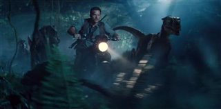 Jurassic World - Extended First Look Video Thumbnail