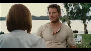 "Jurassic World movie clip - ""Claire asks Owen to inspect the new attraction"" Video Thumbnail"