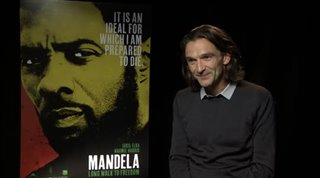 Justin Chadwick (Mandela: Long Walk to Freedom)- Interview Video Thumbnail