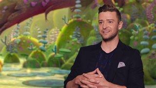 Justin Timberlake Interview - Trolls Video Thumbnail