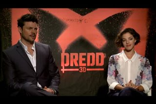 karl-urban-olivia-thirlby-dredd-3d Video Thumbnail