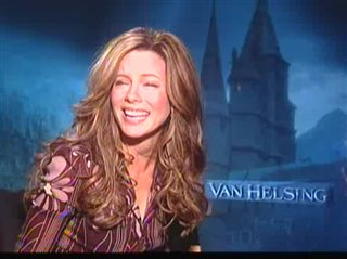 KATE BECKINSALE- Interview Video Thumbnail
