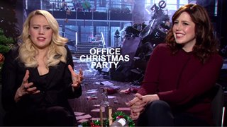 kate-mckinnon-vanessa-bayer-interview-office-christmas-party Video Thumbnail