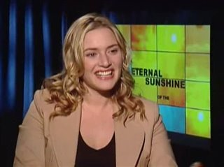 KATE WINSLET- Interview Video Thumbnail