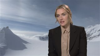 Kate Winslet Interview - The Mountain Between Us Video Thumbnail