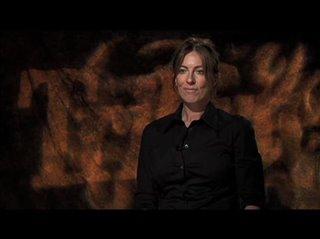 Kathryn Bigelow (The Hurt Locker)- Interview Video Thumbnail