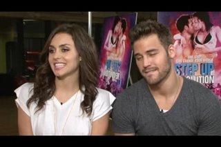 Kathryn McCormick & Ryan Guzman (Step Up Revolution) - Interview Video Thumbnail