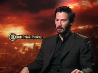 KEANU REEVES - CONSTANTINE- Interview Video Thumbnail
