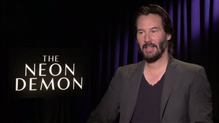 keanu-reeves-interview-the-neon-demon Video Thumbnail