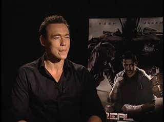 Kevin Durand (Real Steel) - Interview Video Thumbnail
