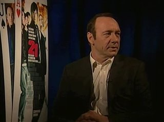 Kevin Spacey (21)- Interview Video Thumbnail