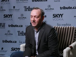 Kevin Spacey (Casino Jack)- Interview Video Thumbnail