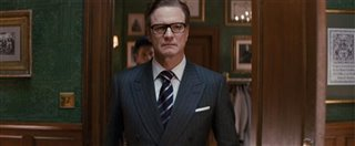 Kingsman: The Secret Service Trailer Video Thumbnail