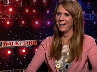 Kristen Wiig (Walk Hard: The Dewey Cox Story)- Interview Video Thumbnail