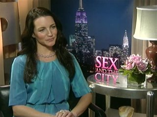 Kristin Davis (Sex and the City)- Interview Video Thumbnail