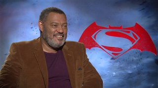 laurence-fishburne-interview-batman-v-superman-dawn-of-justice Video Thumbnail