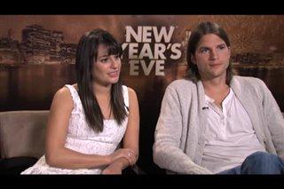 lea-michele-ashton-kutcher-new-years-eve Video Thumbnail