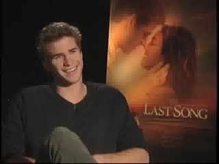 Liam Hemsworth (The Last Song) - Interview Video Thumbnail