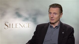 liam-neeson-interview-silence Video Thumbnail
