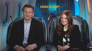 liam-neeson-julianne-moore-non-stop Video Thumbnail