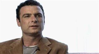 LIEV SCHREIBER - EVERYTHING IS ILLUMINATED - Interview Video Thumbnail