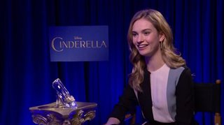 lily-james-cinderella Video Thumbnail