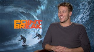 Luke Bracey - Point Break- Interview Video Thumbnail