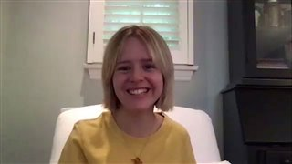 Lulu Wilson - Becky- Interview Video Thumbnail