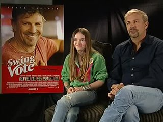 madeline-carroll-kevin-costner-swing-vote Video Thumbnail
