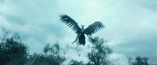 Maleficent trailer clip - Maleficent's Wings Video Thumbnail