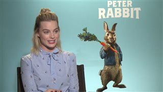 margot-robbie-interview-peter-rabbit Video Thumbnail