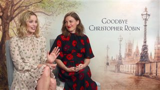 margot-robbie-kelly-macdonald-interview-goodbye-christopher-robin Video Thumbnail