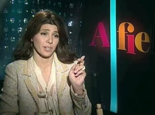 MARISA TOMEI - ALFIE - Interview Video Thumbnail