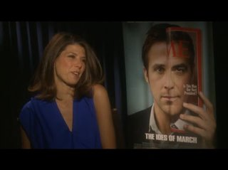 Marisa Tomei (The Ides of March)- Interview Video Thumbnail