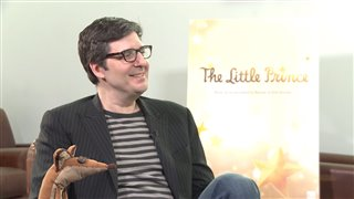 mark-osborne-the-little-prince-interview Video Thumbnail