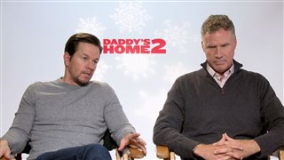 mark-wahlberg-will-ferrell-interview-daddys-home-2 Video Thumbnail