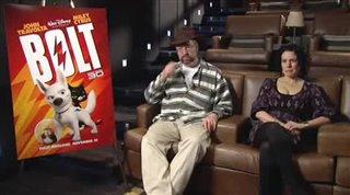 Mark Walton & Susie Essman (Bolt)- Interview Video Thumbnail