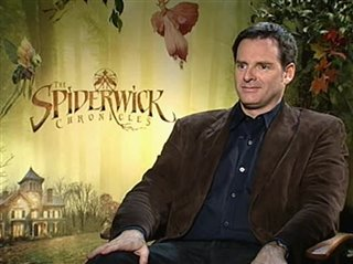 Mark Waters (The Spiderwick Chronicles)- Interview Video Thumbnail