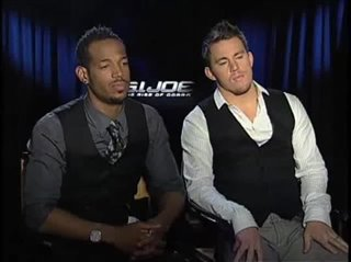 marlon-wayans-channing-tatum-gi-joe-the-rise-of-cobra Video Thumbnail