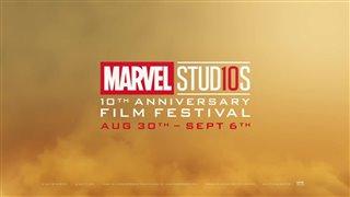 marvel-studios-10th-anniversary-imax-film-festival Video Thumbnail