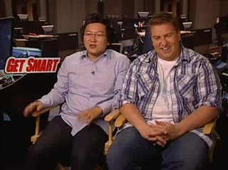 masi-oka-nate-torrence-get-smart Video Thumbnail