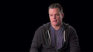 Matt Damon Interview - Suburbicon Video Thumbnail