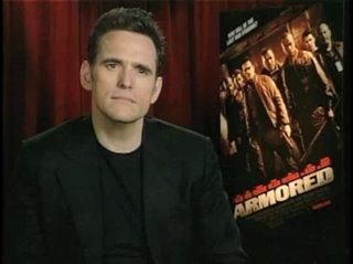 Matt Dillon (Armored)- Interview Video Thumbnail