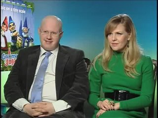 matt-lucas-ashley-jensen-gnomeo-juliet Video Thumbnail