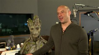 Meet the Guardians of the Galaxy: Groot Video Thumbnail