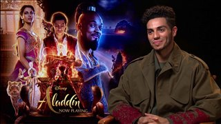 Mena Massoud talks 'Aladdin'- Interview Video Thumbnail
