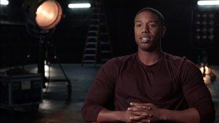 michael-b-jordan-interview-fantastic-four Video Thumbnail