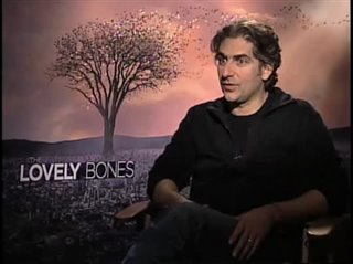 Michael Imperioli (The Lovely Bones) - Interview Video Thumbnail