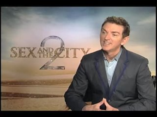 Michael Patrick King (Sex and the City 2) - Interview Video Thumbnail
